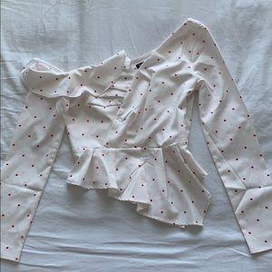 Nasty Gal blouse